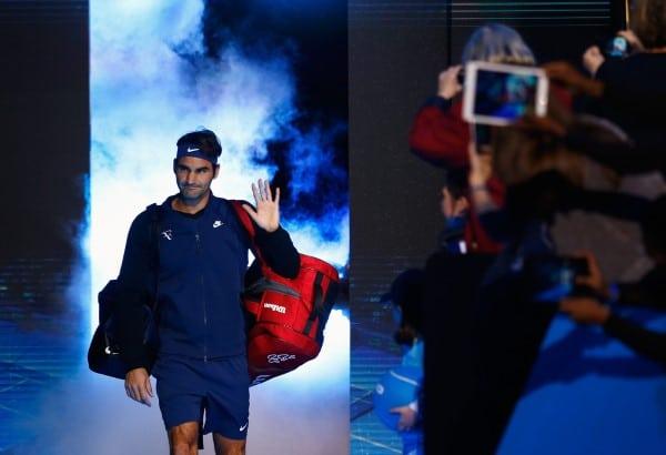 Federer RR WTF 2015 1st Match