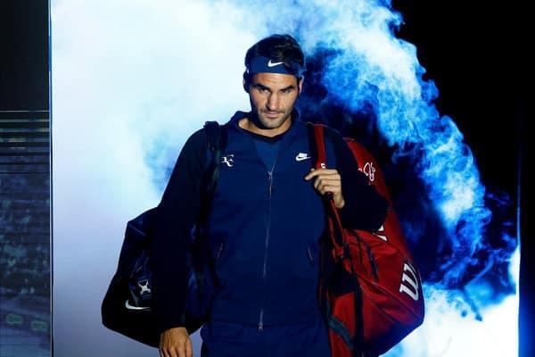 Federer Round Robin Match 2 WTF 2015