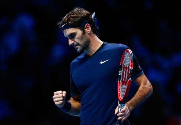 Federer Round Robin Nishikori WTF 2015