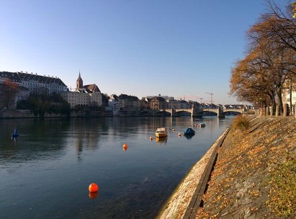 Rheingasse Area