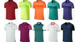 All Roger Federers Outfits for 2015