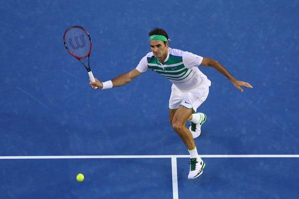 Federer AO 2016 Semi