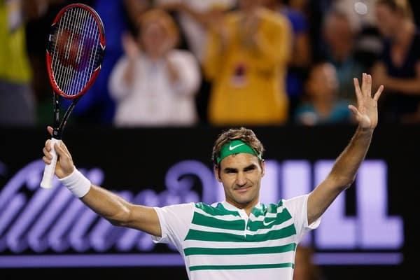 Federer Australian Open 3rd Round 2016
