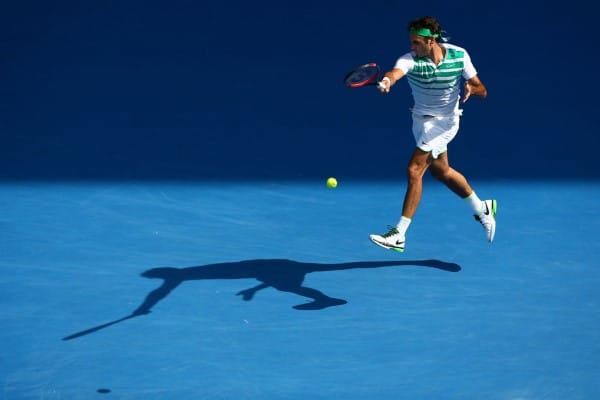 Federer Australian Open QF 2016