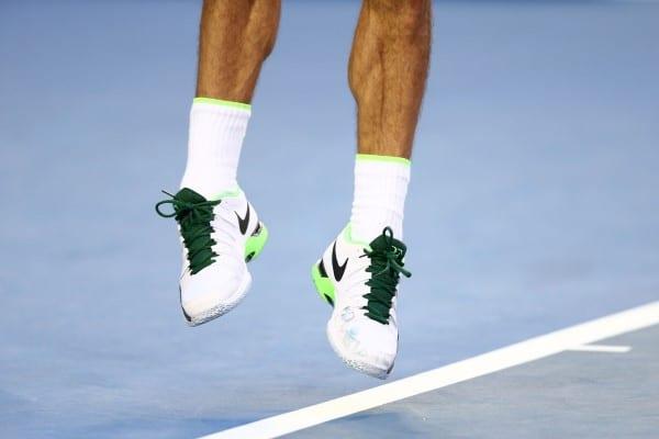Federer Basilashvili Australian Open 2016