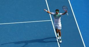 Federer Berdych Australian Open 2016