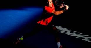 Federer Brisbane 2016