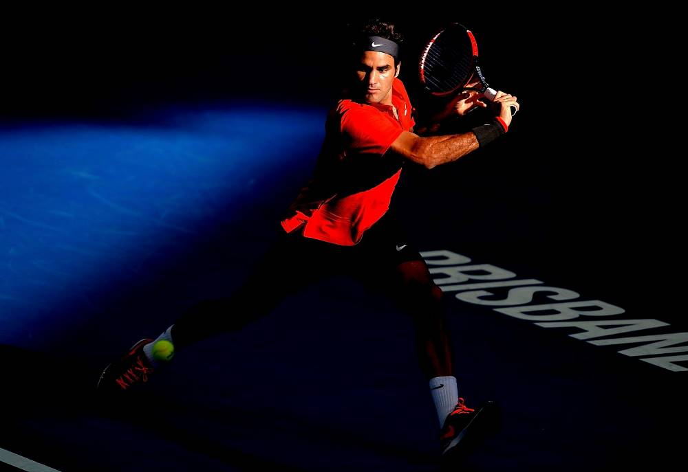 Photo of Brisbane International Draw – Federer Kicks Off 2016 Campaign