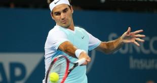 Federer Dimitrov Brisbane 2016