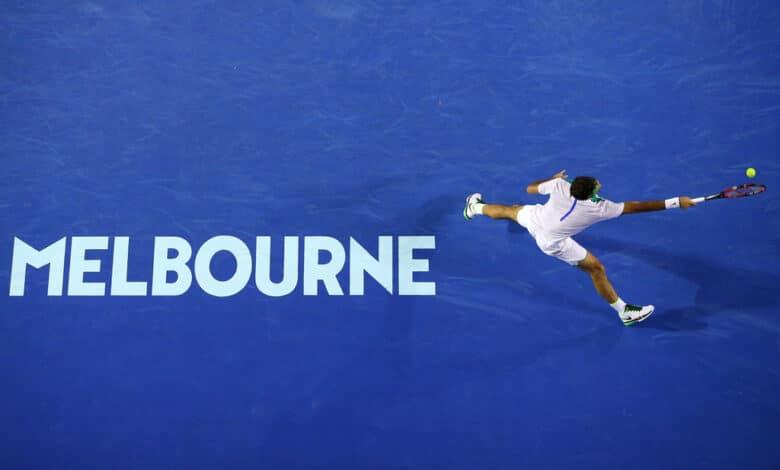 Federer Goffin Australian Open 2016