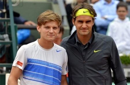 Federer Goffin French