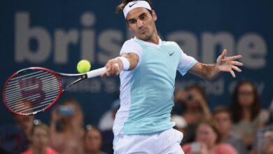 Federer Kamke Brisbane 2016