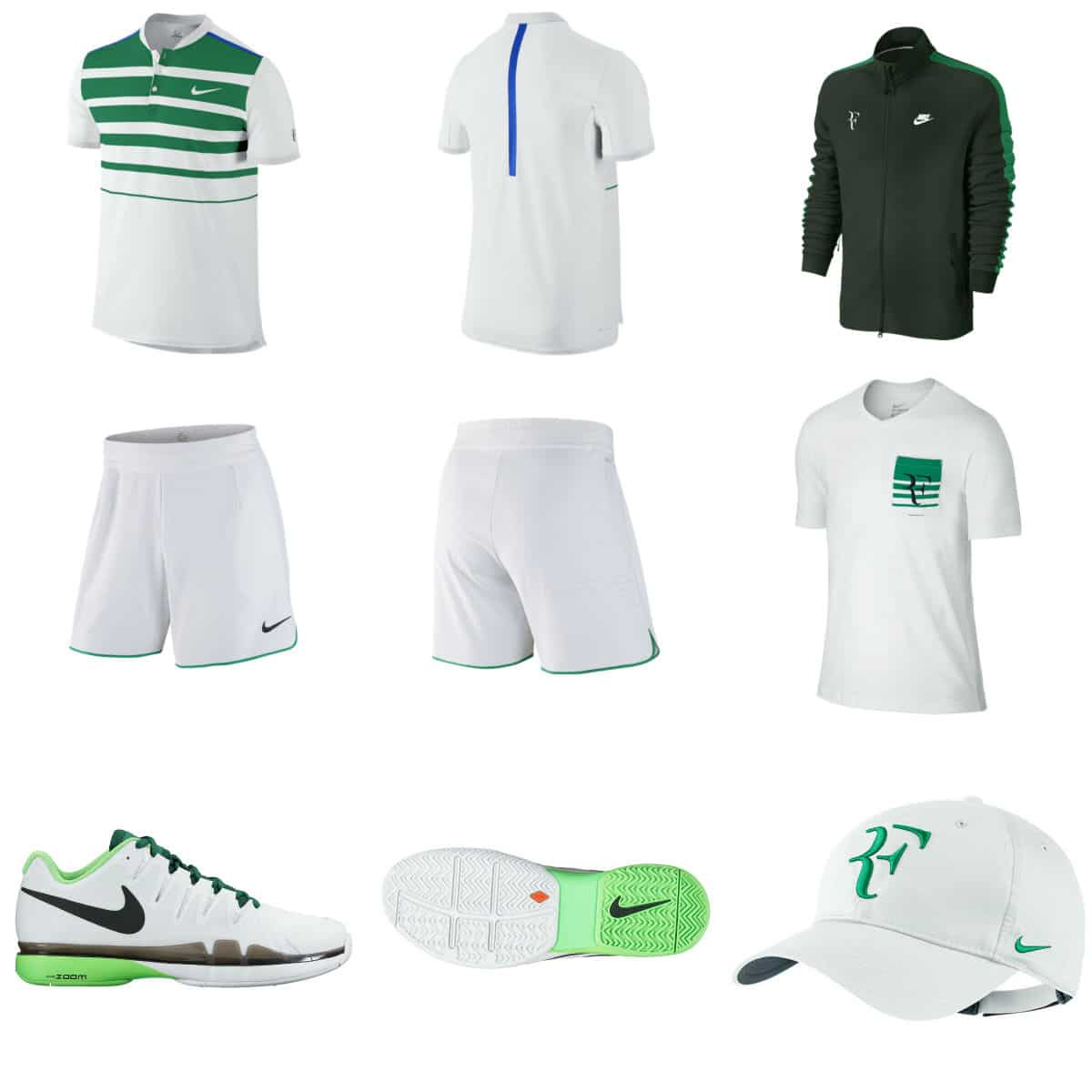 be162a89b640c Roger Federer s Outfit for the Australian Open 2016 - peRFect Tennis