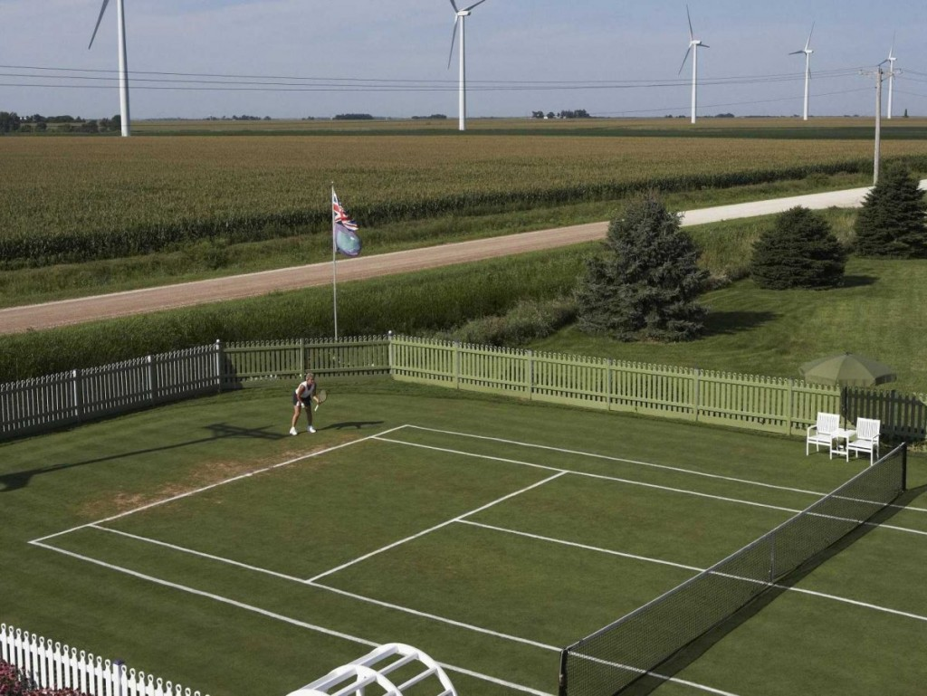Charles City, Iowa All Iowa Lawn Tennis Club