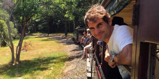 Federer Melbourne