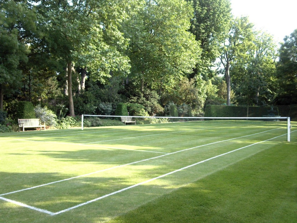 Grass Court British Embassy Paris