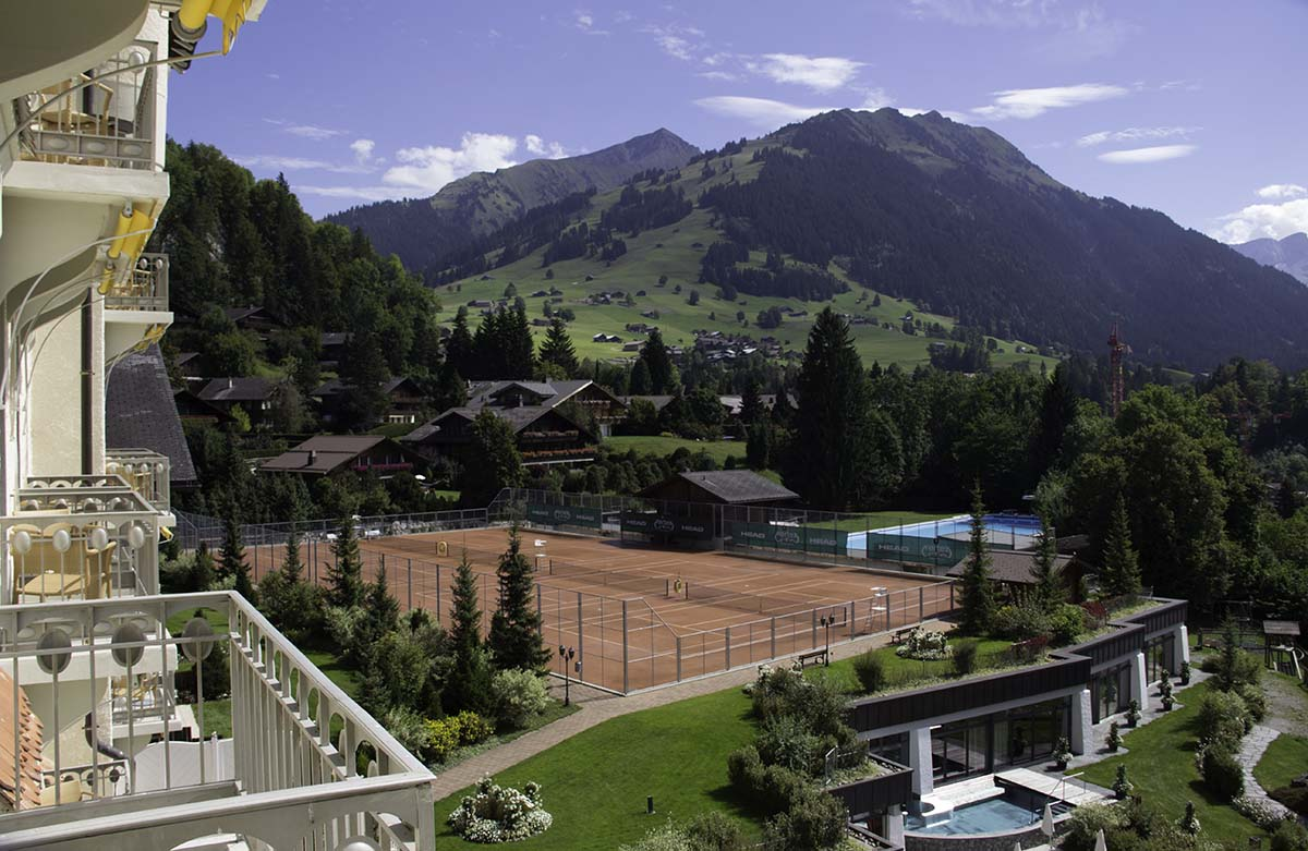Photo of 14 Spectacular Tennis Courts to Play On in Your Lifetime