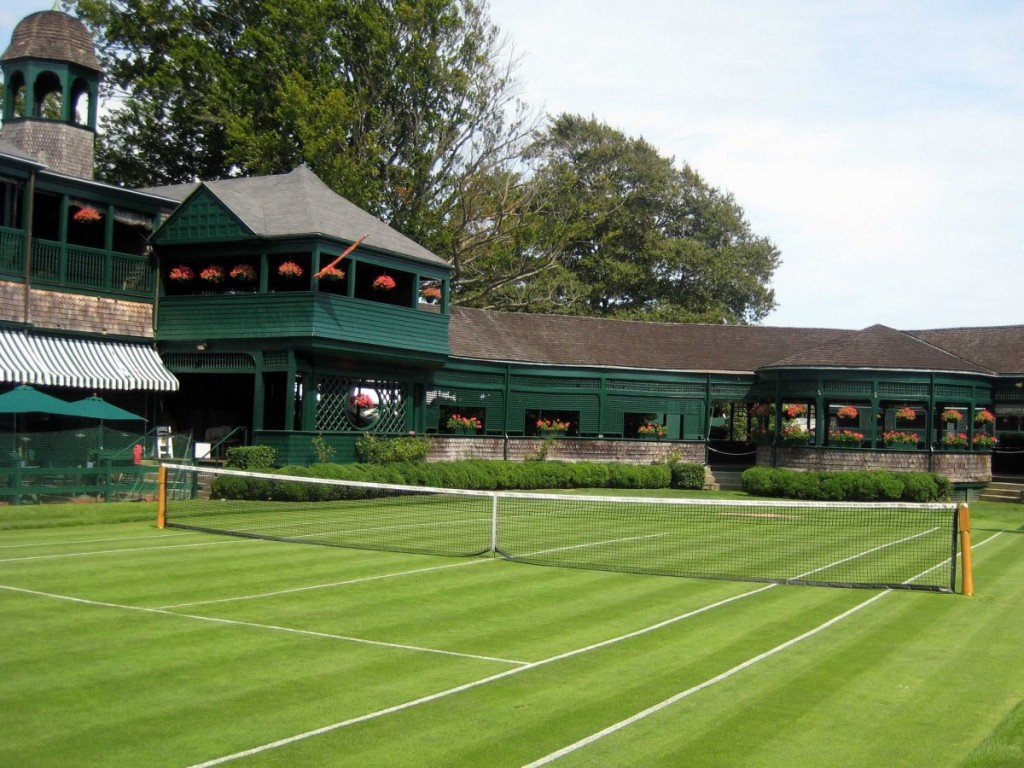 Newport, Rhode Island International Tennis Hall of Fame