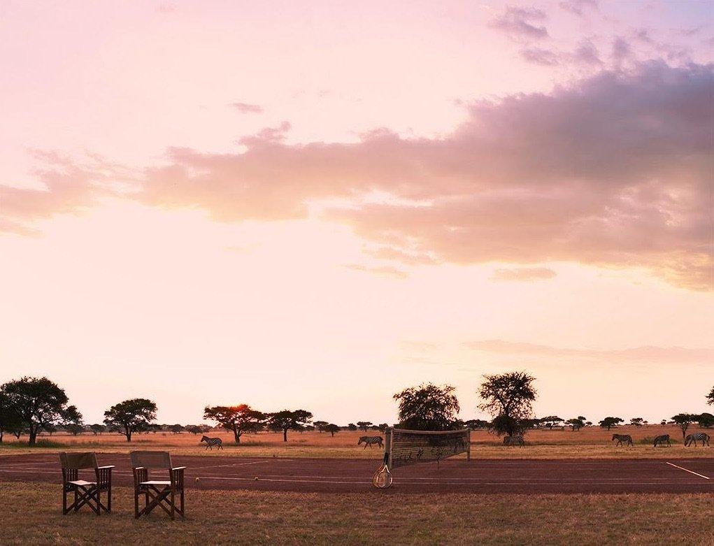Serengeti National Park, Tanzania Singita Sabora Camp