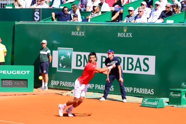 Djokovic Monte Carlo 2016