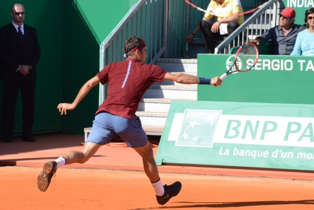 Federer Agut 2016