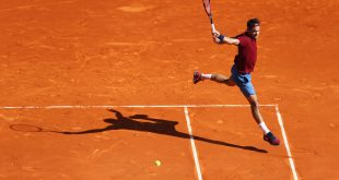 Federer Monte Carlo 2016 Quarter Finals