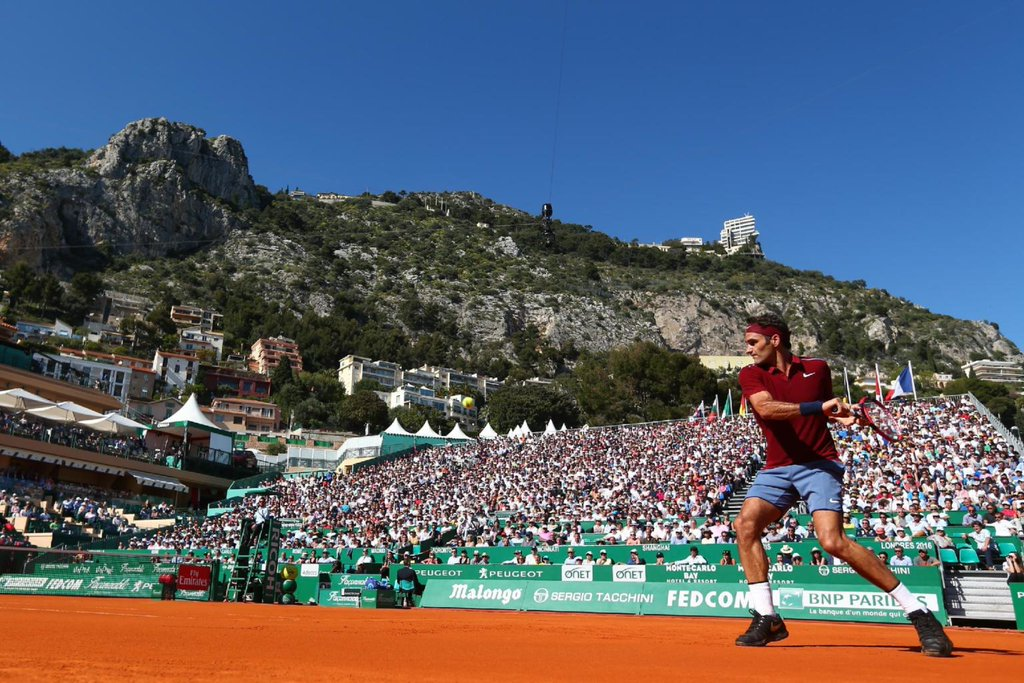 Photo of Federer Makes Short Work of Garcia Lopez in Monte-Carlo Comeback