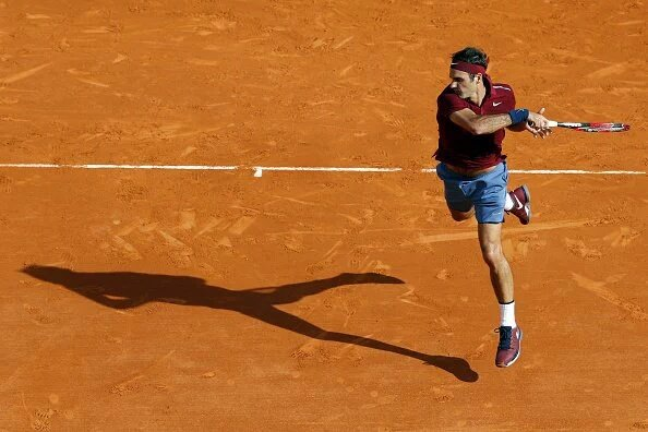 Federer Monte Carlo 3rd Round 2016