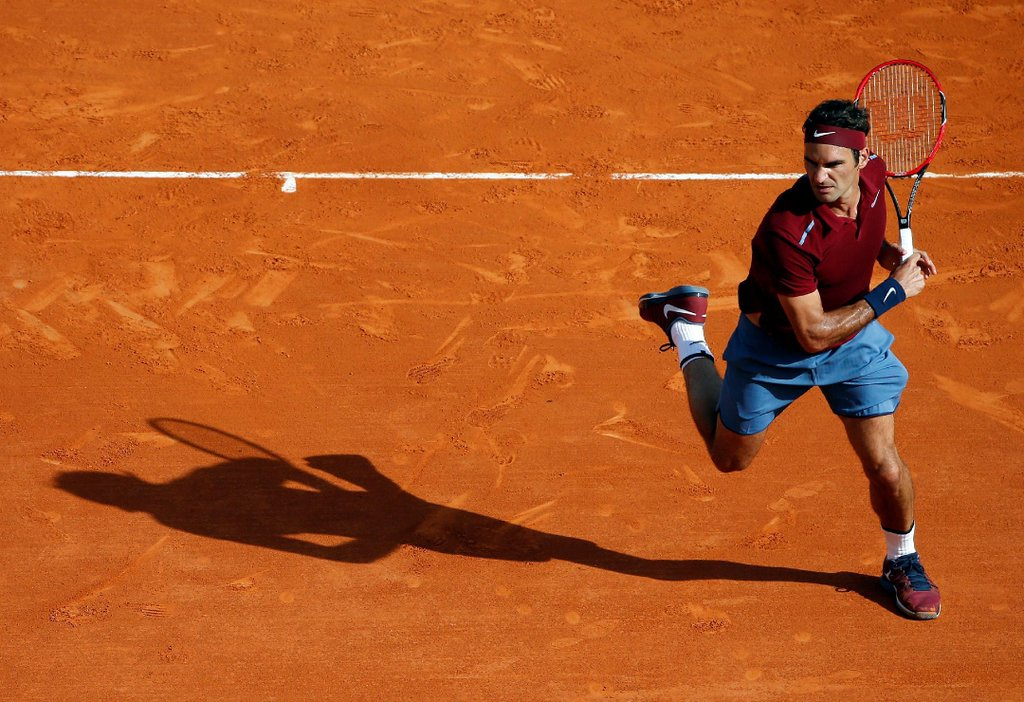 Photo of Federer Cruises Past Bautista-Agut to Make Monte Carlo Quarter Finals