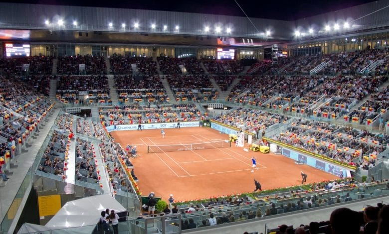 Madrid Open Draw 2016