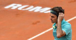 Federer Rome 2016
