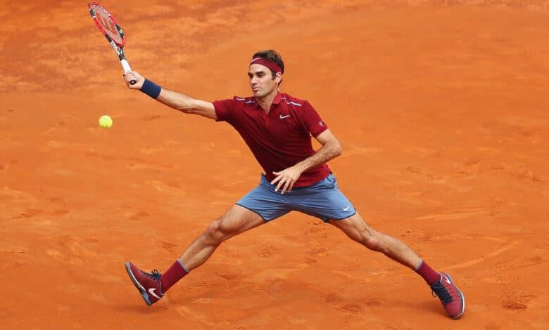 Federer Rome 2016 Zverev