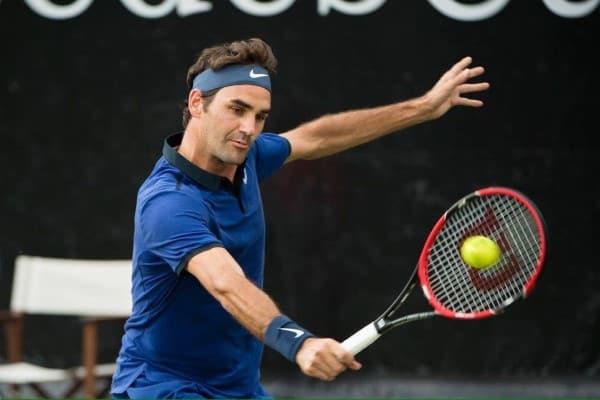 Federer 2nd Round Stuttgart 2016