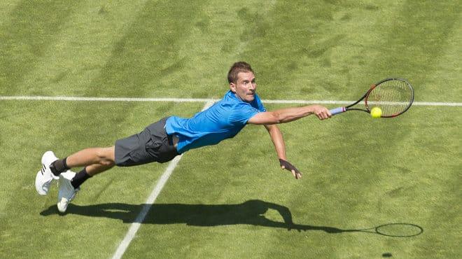 Federer Florian Mayer