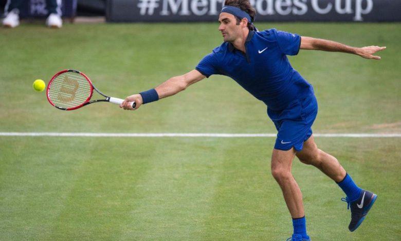 Federer Fritz Stuttgart