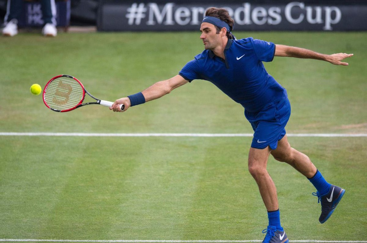 Photo of Federer Overcomes Fritz For Maiden Mercedes Cup Win