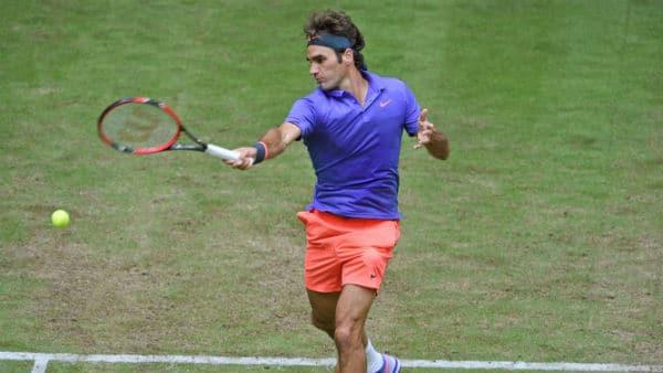 Federer Halle Draw 2016