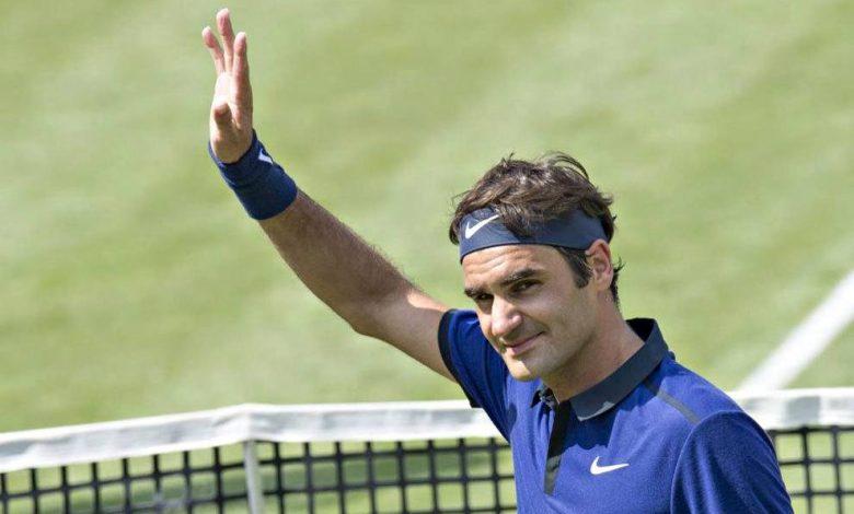Federer Halle Jaziri