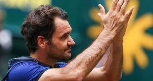 Federer Halle Semi Finals 2016