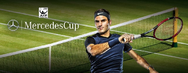 Federer Mercedes Cup