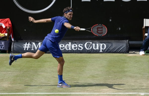 Federer Stuttgart Quarter Finals 2016