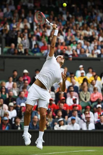 Federer Wimbledon 2nd Round 2016