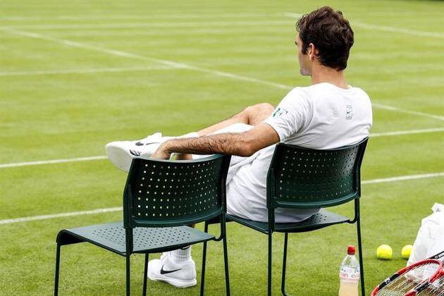 Federer Wimbledon Draw 2016