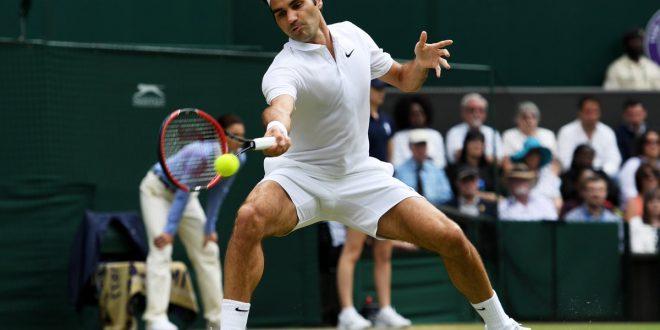 Federer Johnson Wimbledon 4th Round 2016