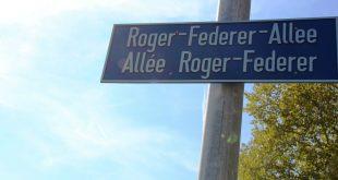 Federer Allee Biel