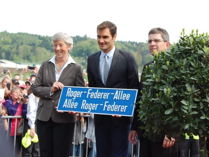 Federer Allee