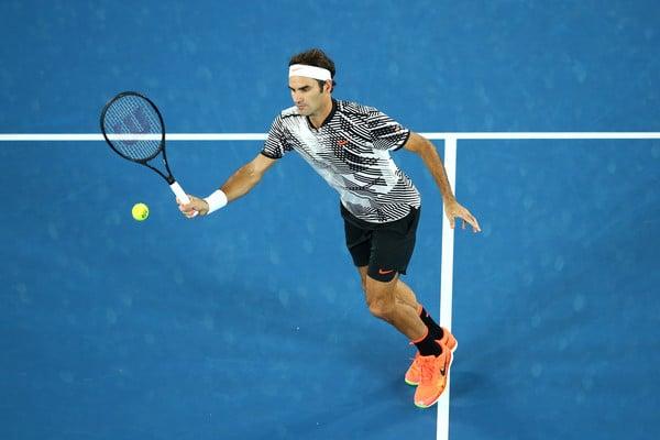 Federer AO 3rd Round 2017