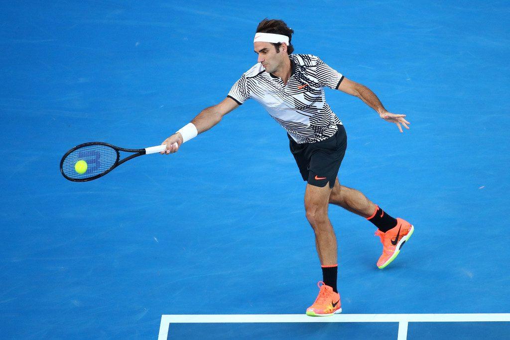 Federer Australian Open Semi Final 2017