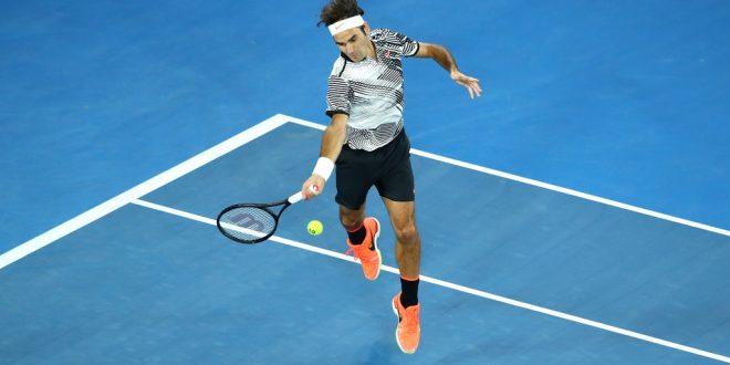 Federer Berdych Aus Open 2017