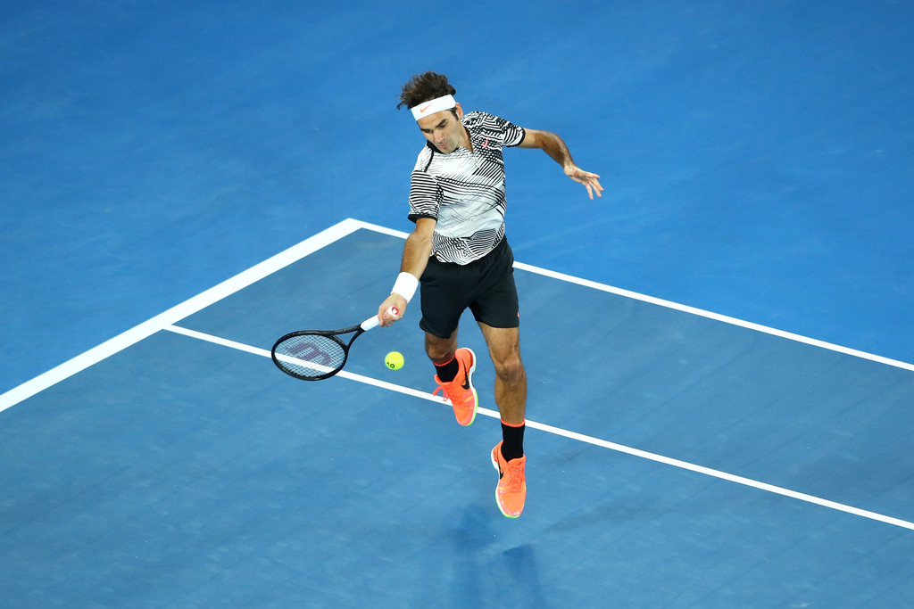Photo of Federer Blitzes Berdych To Make Last 16 in Melbourne